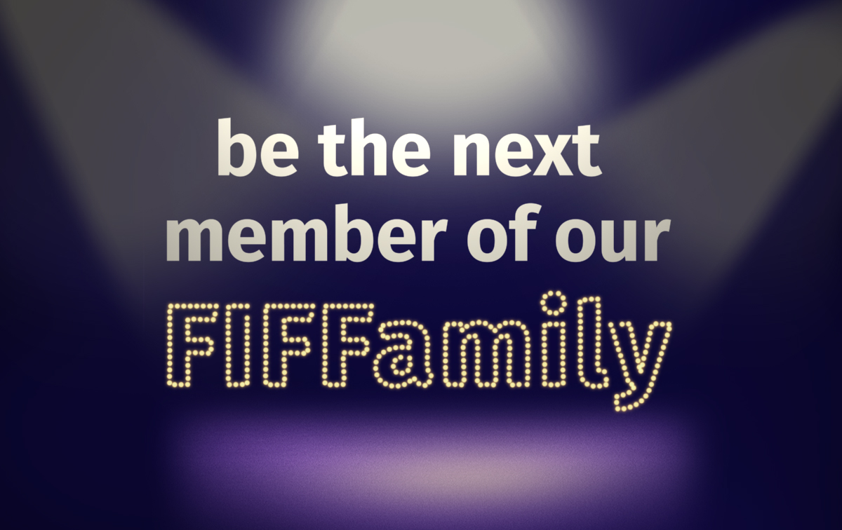Call for Entries FIFF 2021 Be the next member of our FIFFamily