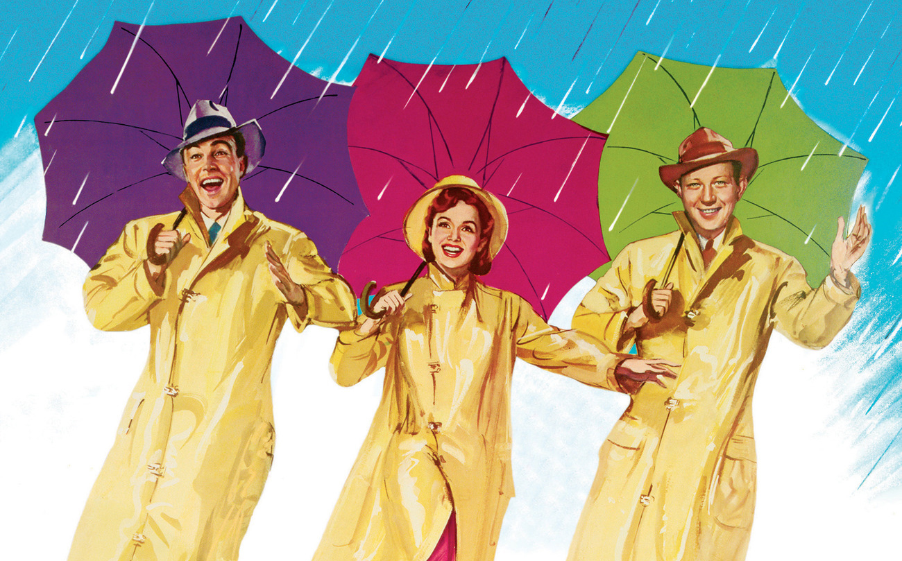 «Singin' in the Rain», Stanley Donen, Gene Kelly (USA, 1952)