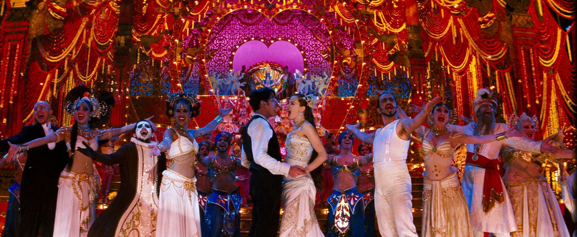 Moulin Rouge, Baz Lurmann, 2001