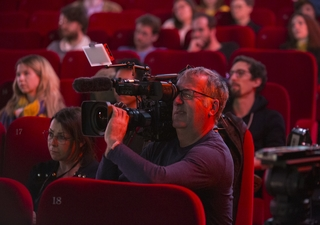 Retrospective 2019 - Round table Fribourg: a place for cinema