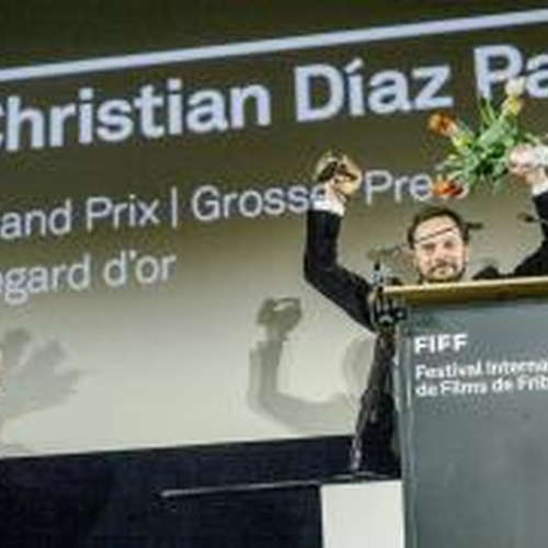 "Pardo Christian Díaz for ""Gonzalez"""