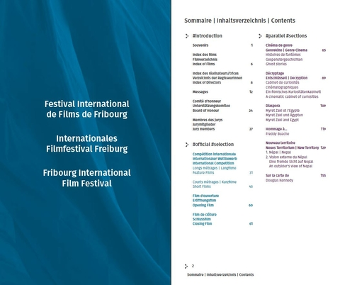 Rencontres folkloriques fribourg 2017 programme