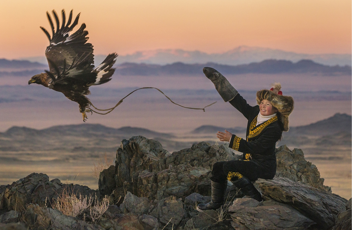 Opening Film - The Eagle Huntress