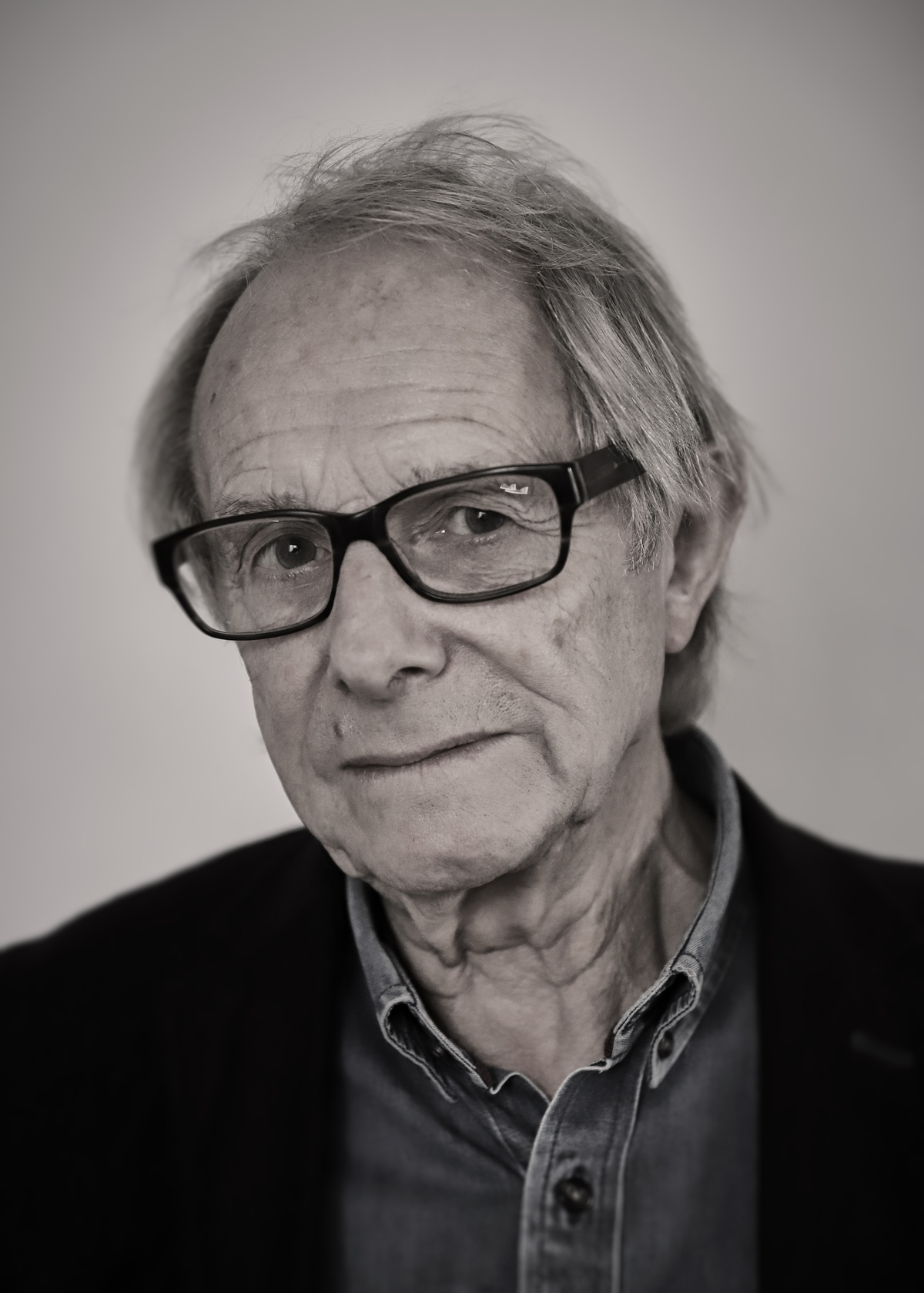 Ken Loach © Paul Crowther