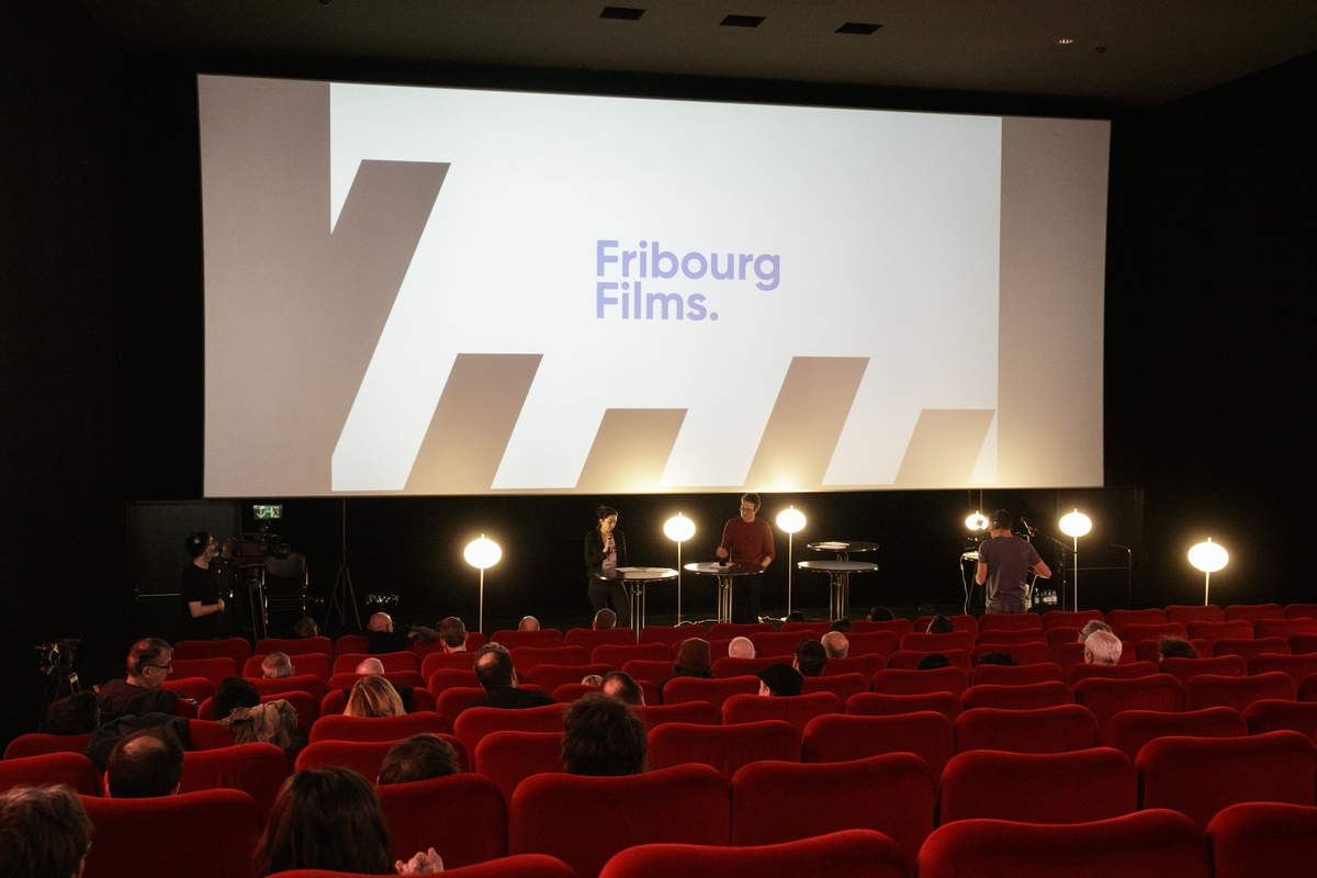 Fribourg Film table ronde