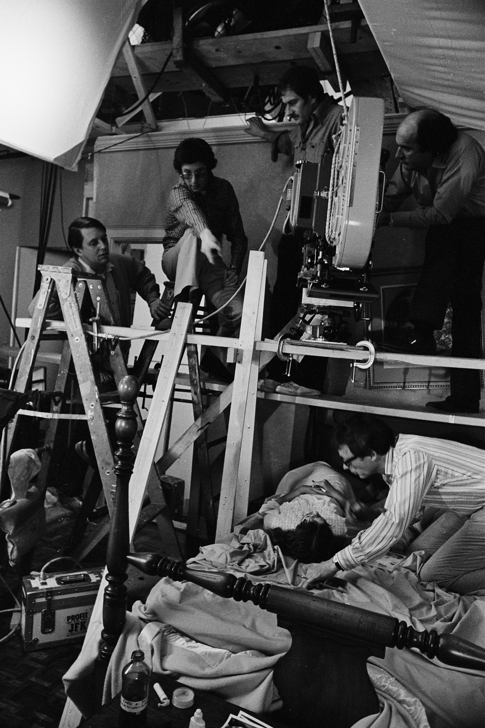 The Exorcist, making of, William Friedkin
