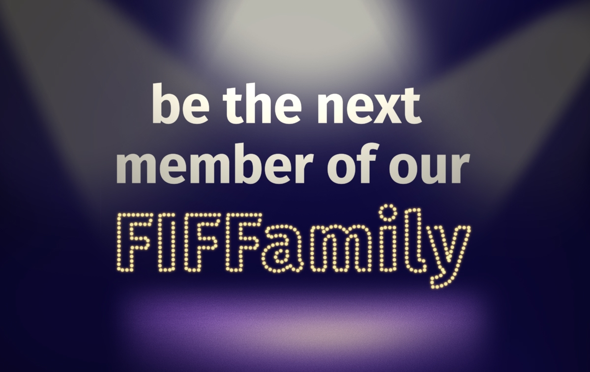 Call for Entries FIFF 2021 - Be the next member of the FIFFamily